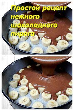 Chocolate Recipes, Chocolate Fondue, Deserts, Homemade, Cooking, Cake, Food, Recipes, Eten