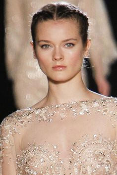Couture beauty > other kinds of beauty.    [Bright Lips and Shady Lids: The Best of Couture Beauty Fall 2012]