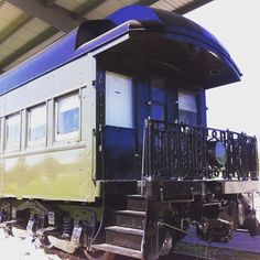 Museum of Trains, McComb, MS.