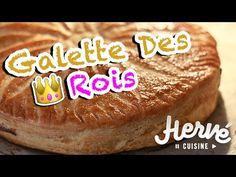 Recette Galette des Rois frangipane et pâte feuilletée maison - HerveCuisine.com Paris Brest, Cooking With Kids, Flan, Homemade Gifts, Food And Drink, Thanksgiving, Cooking Recipes, Nutrition, Grilling