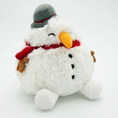 Squishable™ Mini Snowman