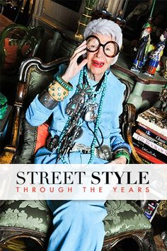 'Discipline Has Gone To Hell' - Iris Apfel on Street Style   #IrisApfel #StreetStyle