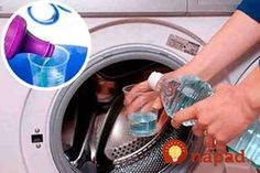 Repair World posted on LinkedIn Fancy Houses, Laundry Hacks, Natural Cleaners, Good Housekeeping, Life Organization, Home Hacks, Clean House, Cleaning Hacks, Washing Machine