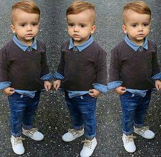 Cute Boy Outfits, Outfits Niños, Cute Baby Boy Outfits, Little Boy Outfits, Toddler Boy Outfits, Cute Baby Clothes, Toddler Boys, Toddler Boy Fashion, Little Boy Fashion