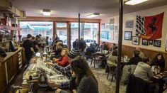 Excellent Coffee in Montreal: Caffè Italia / Image by Canada NightLife