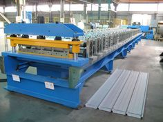Shaoxing INBON machinery Co., Ltd. specializes in #cold #roll #forming #machine, cold bending forming machine, metal forming equipment, welcome to inquire!..http://goo.gl/U33wcm