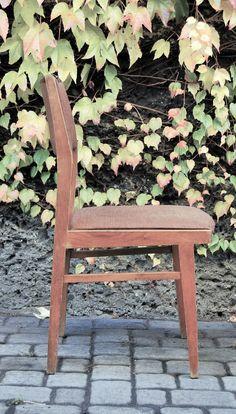 Krzesła typ 200-216, Zakład nr 3 Kluczbork, lata 60/70.