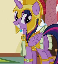 #993038 - armor, clothes, costume, princess twilight, safe, scare-master, screencap, solo, spoiler:s05e21, twibutt, twilight sparkle - Derpibooru - My Little Pony: Friendship is Magic Imageboard