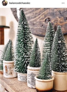 Christmas Table Decor Ideas Red And Gold also Christmas 2019 Best Toys except Funny Christmas Decorating Ideas For The Office next Christmas Farm Inn And Spa Merry Little Christmas, Noel Christmas, Country Christmas, Christmas Projects, Winter Christmas, Christmas 2019, Vintage Christmas Trees, Small Christmas Trees, Christmas Island