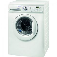 Zanussi ZWG7120K 6KG Load 1200 Spin Washing Machine