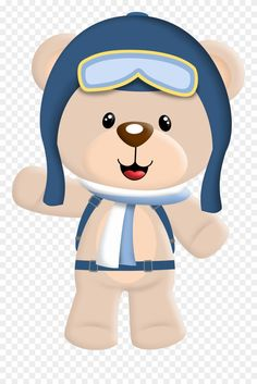 Baby Boy Scrapbook, Scrapbook Bebe, Clipart Baby, Teddy Bear Cartoon, Baby Shower Niño, Bear Theme, Baby Clip Art, Baby Shawer, Scrapbooking