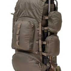 ALPS Outdoorz Backpack Camo Hunting Pack Frame Camping Hiking Bow Pack Outdoor #ALPS