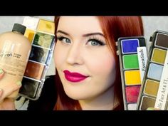 WHAT THE KIT?! Beginner Special FX Makeup Kit - YouTube awesome video that breaks down what should be in your makeup kit