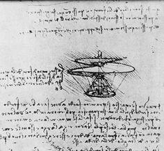 Top 10 Leonardo da Vinci Inventions | Stuff of Genius