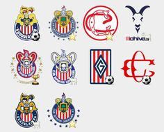 Club Deportivo Guadalajara Stickers Set | Telegram Stickers