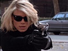 Peta Wilson — the best of all the Nikitas. Peta Wilson, Spy Shows, Physical Comedy, Military Careers, Biological Father, The Best Series Ever, Hero's Journey, One Night Stands, High Society