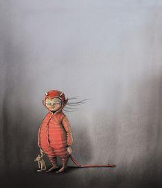 Om trassalder i DBMagasinet William Turner, Gouache, Satan, Kids And Parenting, Surrealism, Norway, Brave, Lisa, Illustration Art