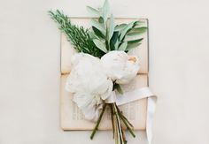 15 Herb Bouquets (And What They Symbolize!) Can we talk about how beautiful this arrangement is?