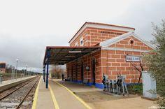 Estación de ferrocarril de Almadenejos-Almadén