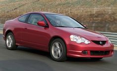 Remember the Integra? Here is the replacement: 2002 Acura RSX