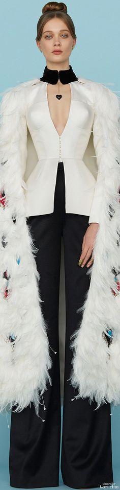 Ulyana Sergeenko Couture Spring 2015
