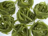 Making fresh pasta by hand: Optional ingredients  Tomato Red Bell Pepper Garlic Saffron Lemon