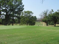 scenic course at Mineola Country Club - Mineola, Texas {photo by Crystal Arcand}