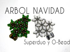 Realizamos un arbol de navidad con las cuentas Superduo y O-bead. Todo el material esta en mi tienda on-line: http://www.crystaldreams.es Mas esquemas en: ht...