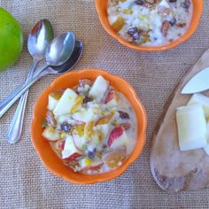 Winter Fruit, Yogurt and Marmalade Pasta Salad from Simply Healthy Family