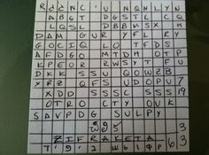 Redditors Team Up To Solve Cipher and Unravel a Mystery