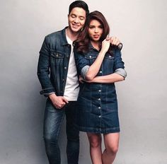 Maine Mendoza, Alden Richards, Victoria Secret Angels, Pinoy, Embedded Image Permalink, Cute Couples, Denim Skirt, Singer, Actresses