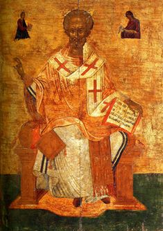 Prayerful intercessor for those in need, St. Nicholas is fervently and sincerely loved by people on all continents. You will hardly find a single Orthodox church anywhere that does not have a fresco or icon with his image. Byzantine Icons, Byzantine Art, Saint Nicholas, Saint George, Black Santa, Best Icons, Russian Orthodox, Religious Icons, Orthodox Icons