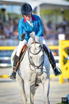 Luciana Diniz - Longines Athina Onassis Horse Show, Part 2…