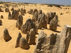 The Pinnacles Desert - Nambung National Park