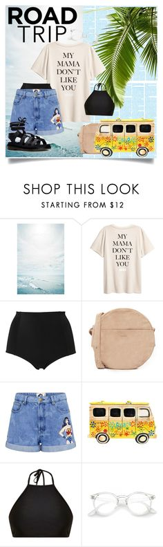 """Looking for those sunny days"" by isabellarowlee on Polyvore featuring Monki, BAGGU, Paul & Joe Sister, Mix & Match and Dr. Martens"