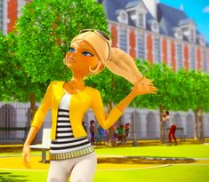 New Foto, Chloe Bourgeois, Hawk Moth, Miraclous Ladybug, Bee Theme, Queen Bees, Humor, Two By Two, Princess Zelda