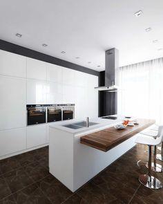 Вместо тысячи слов.. - ALNO. Современные кухни: дизайн и эргономика | PINWIN - конкурсы для архитекторов, дизайнеров, декораторов