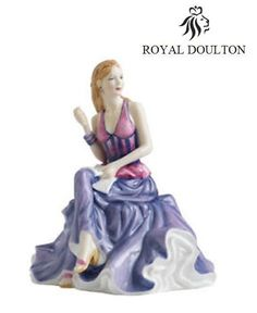 Royal Doulton Figurine Pretty Lady THINKING OF YOU HN5144 New