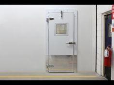 Installing the Chase ColdGuard Cooler Swing Door