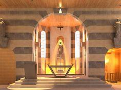 ■ Igreja Sr Bom Jesus | FAUST arquitetura
