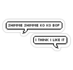 Buy 'EXOKo Ko Bop' by dewdrxps as a Sticker, Transparent Sticker, or Glossy Sticker Exo Stickers, Printable Stickers, Cute Stickers, Chanyeol, K Pop, Shinee, Kpop Logos, Exo Songs, Kpop Diy