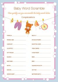 Baby Shower Would You Rather Game | Creative Baby Shower Games | Pinterest  | Gaming, Babies And Baby Shower Games