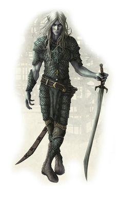 Elven Warrior...