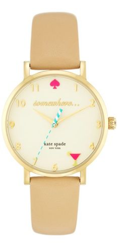 cute Kate Spade watch http://rstyle.me/n/j43gmr9te