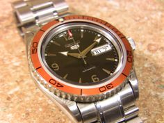 Seiko 5 - show me your mods please - Seiko & Citizen Watch Forum – Japanese Watch Reviews, Discussion & Trading