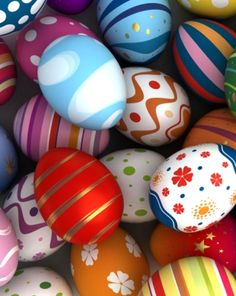 Cool Easter Eggs