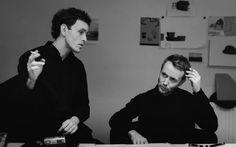 Ronan y Erwan Bouroullec (1971 y 1976) Quimper, Francia