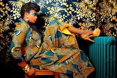 Africa Fashion Day Berlin presents Fashion Dinner (Mercedes-Benz Fashion Week Berlin)