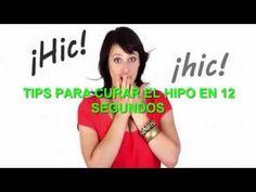 Tips para curar el hipo en 12 segundos