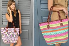 Boho Tote Bags Blowout Sale! | 4 Styles    Boho Bags    80% OFF